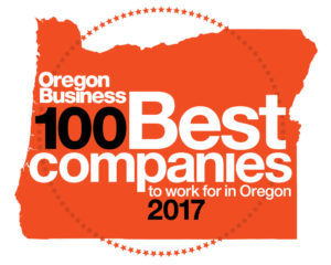 top 100 companies to work for in oregon logo