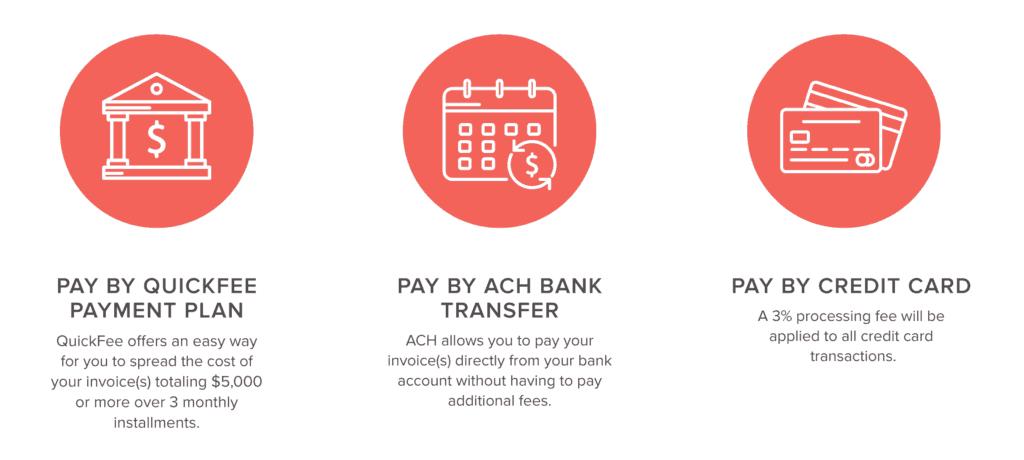 Aldrich QuickFee Payment